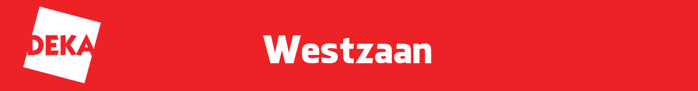 DekaMarkt Westzaan Folder