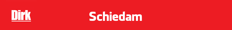 Dirk Schiedam Folder