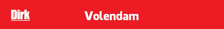 Dirk Volendam Folder