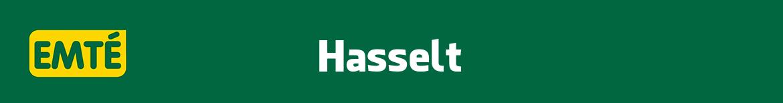 EMTE Hasselt Folder