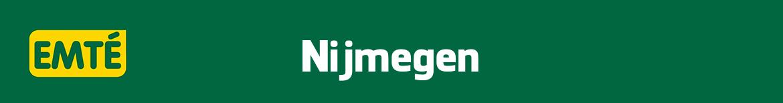 EMTE Nijmegen Folder