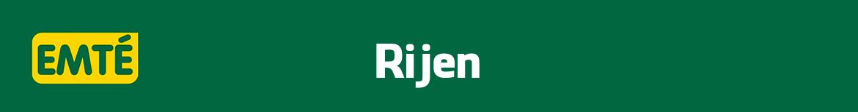 EMTE Rijen Folder