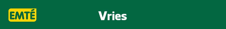 EMTE Vries Folder