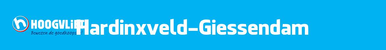 Hoogvliet Hardinxveld-Giessendam Folder