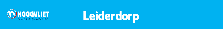 Hoogvliet Leiderdorp Folder