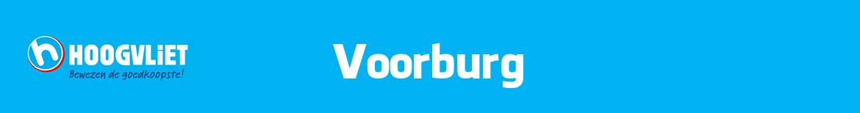 Hoogvliet Voorburg Folder
