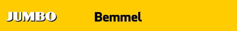 Jumbo Bemmel Folder