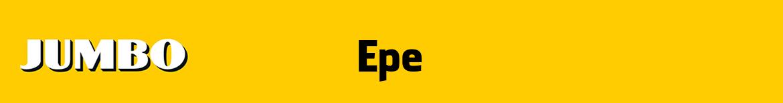 Jumbo Epe Folder