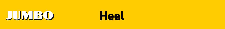 Jumbo Heel Folder