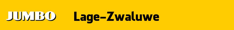 Jumbo Lage Zwaluwe Folder