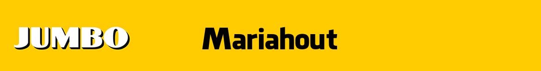 Jumbo Mariahout Folder