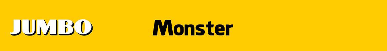 Jumbo Monster Folder