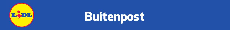 Lidl Buitenpost Folder