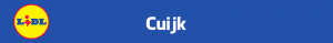 Lidl Cuijk Folder