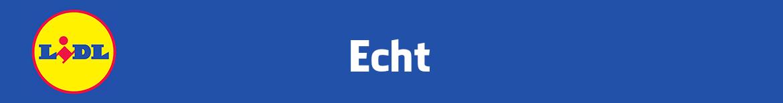 Lidl Echt Folder