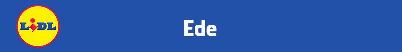 Lidl Ede Folder