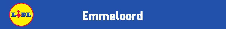 Lidl Emmeloord Folder