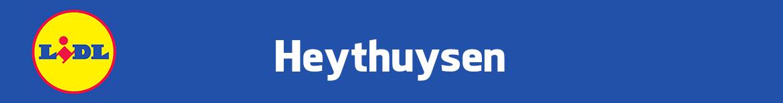 Lidl Heythuysen Folder