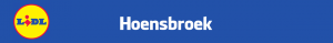 Lidl Hoensbroek Folder