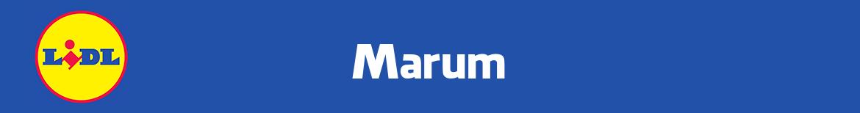 Lidl Marum Folder