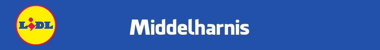 Lidl Middelharnis Folder