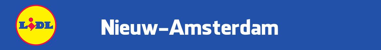 Lidl Nieuw-Amsterdam Folder