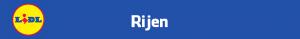 Lidl Rijen Folder