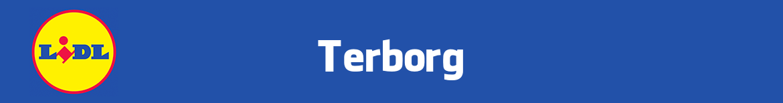 Lidl Terborg Folder