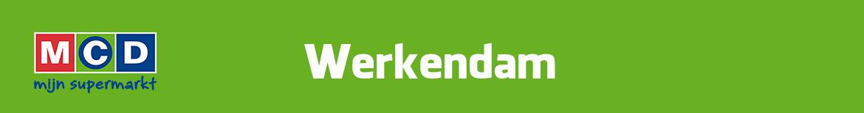 MCD Werkendam Folder