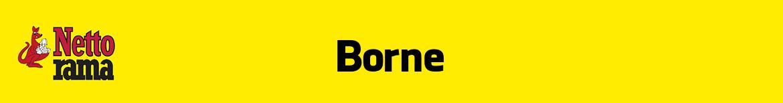 Nettorama Borne Folder