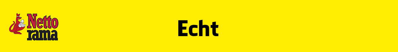 Nettorama Echt Folder