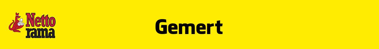Nettorama Gemert Folder