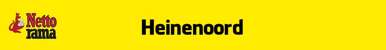 Nettorama Heinenoord Folder