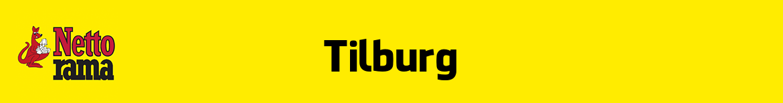Nettorama Tilburg Folder
