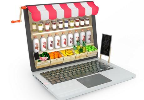 online boodschappen doen