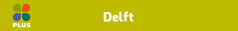 Plus Delft Folder