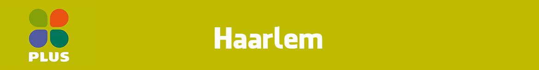 Plus Haarlem Folder