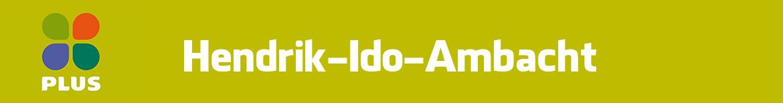Plus Hendrik-Ido-Ambacht Folder