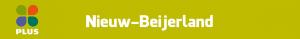 Plus Nieuw-Beijerland Folder
