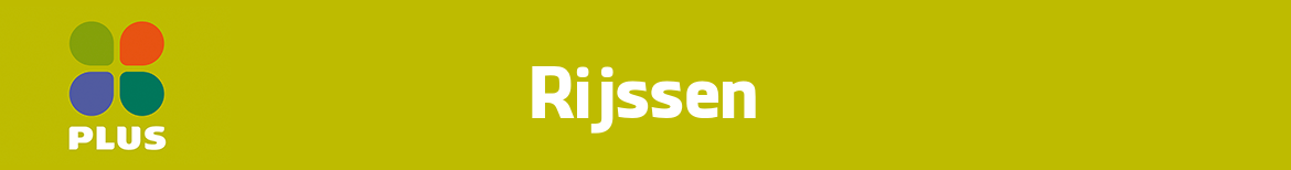Plus Rijssen Folder