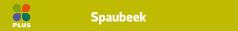 Plus Spaubeek Folder
