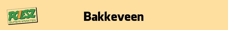 Poiesz Bakkeveen Folder