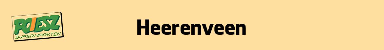 Poiesz Heerenveen Folder