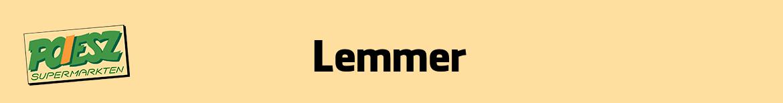 Poiesz Lemmer Folder