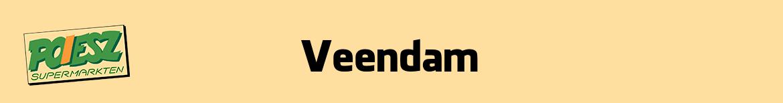 Poiesz Veendam Folder