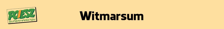 Poiesz Witmarsum Folder