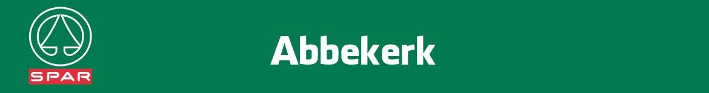 Spar Abbekerk Folder