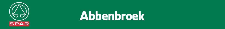 Spar Abbenbroek Folder