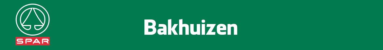 Spar Bakhuizen Folder