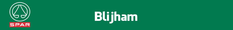 Spar Blijham Folder